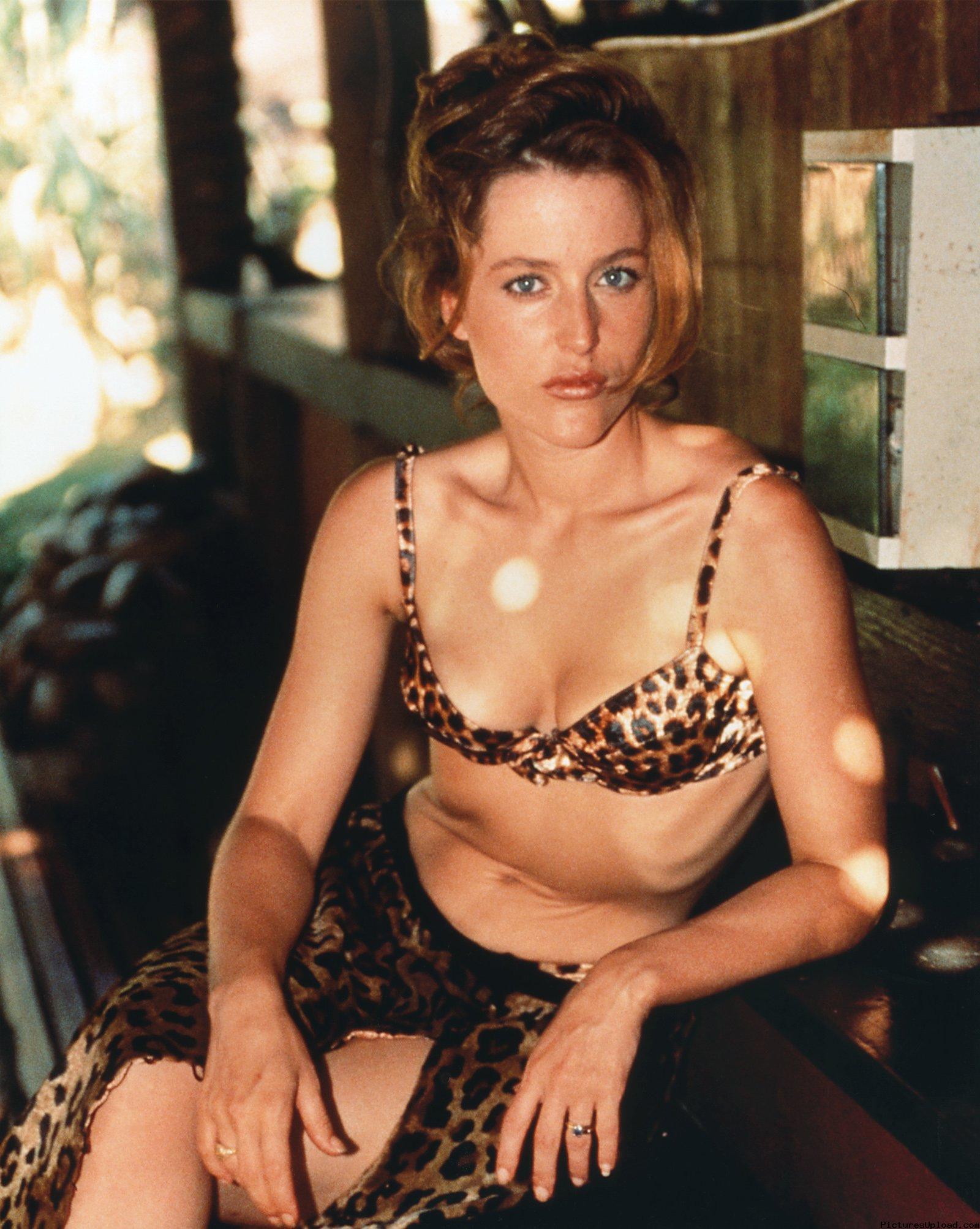 Сексуальная Джилиан Андерсон (Gillian Anderson). Смотреть фотки.